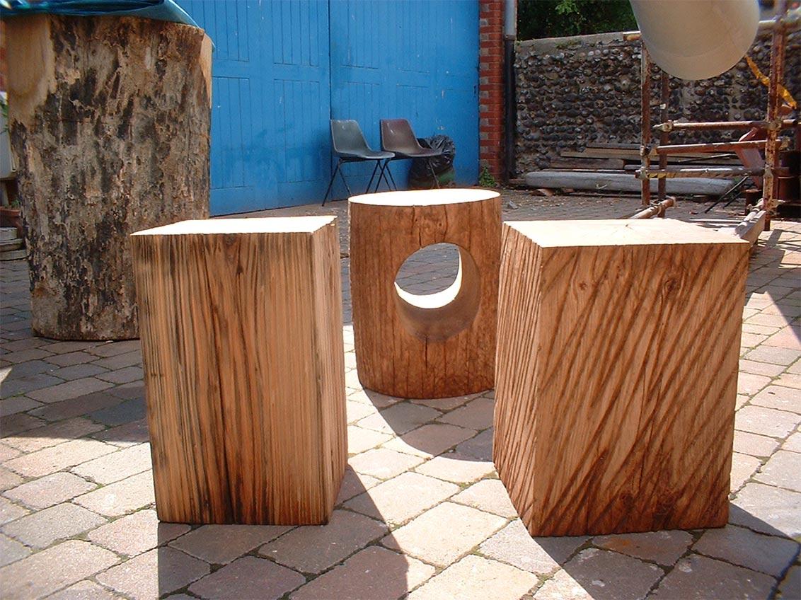 Garden Stools Sculpture